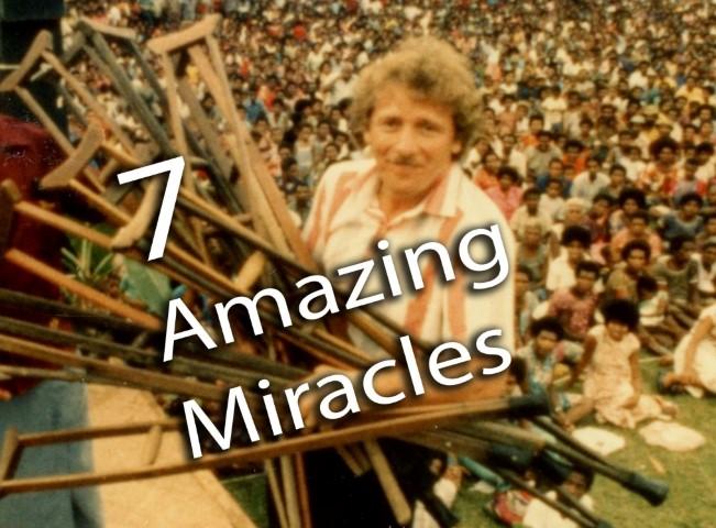 7 Amazing Miracles