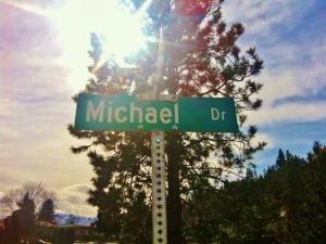 MICHAEL DRIVE PHOTO